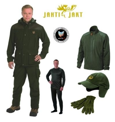 COSTUM SET VERDE CLASSIC JJ 6PCS