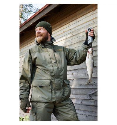 COSTUM SET VERDE FISHING JJ 6PCS