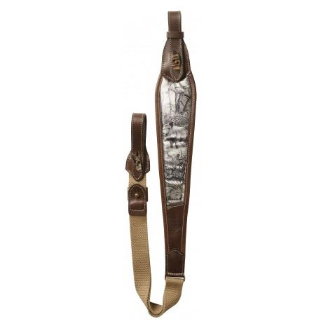 Curea arma piele cu cordura R7001 Riserva