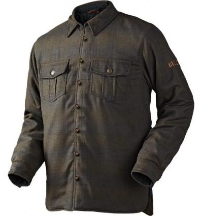 Latlan shirt jacket