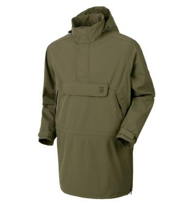 Jacheta de vanatoare Harkila Orton packable smock verde deschis impermeabilă